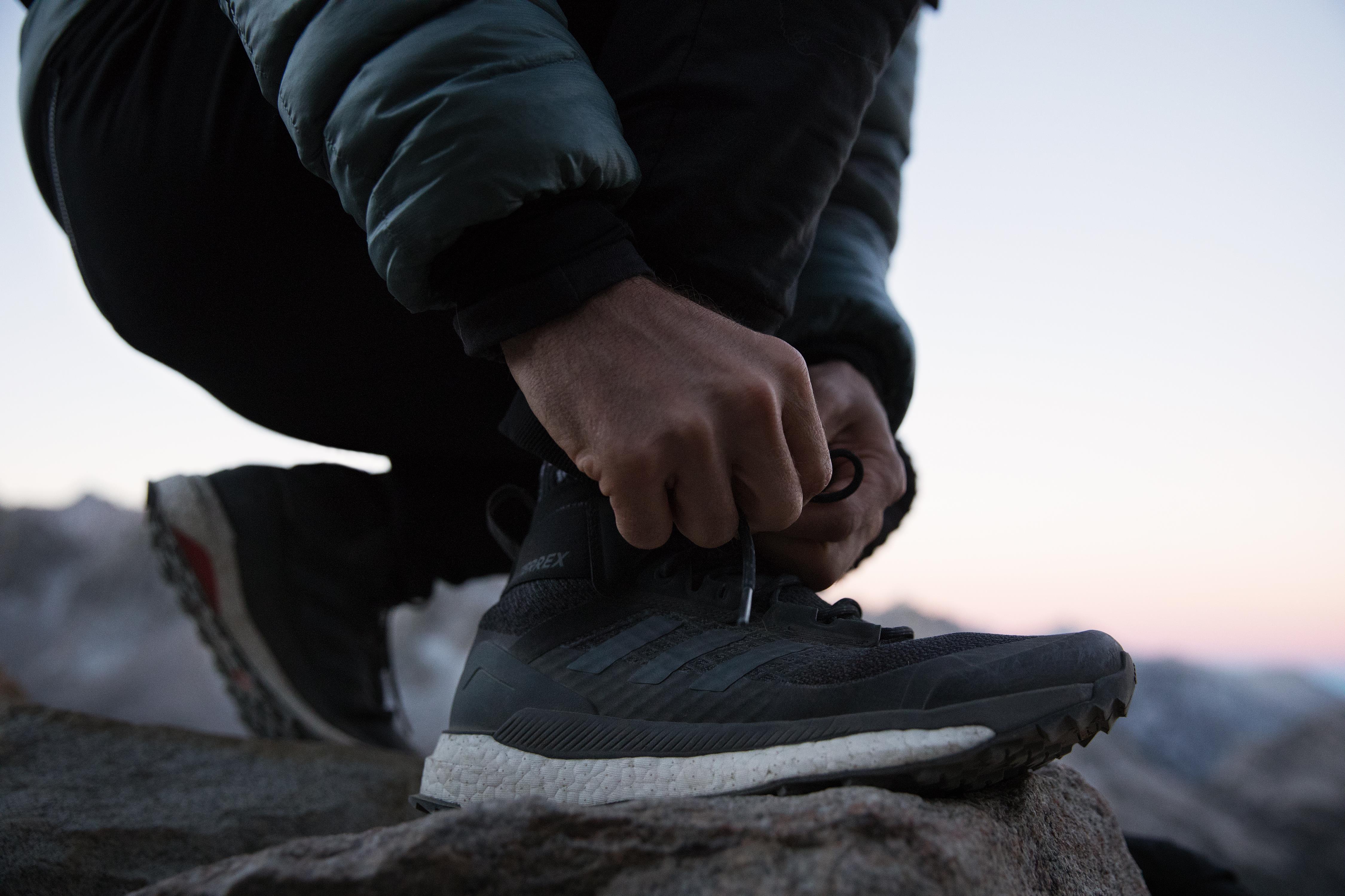 Adidas Terrex Free Hiker - Discerning Gent