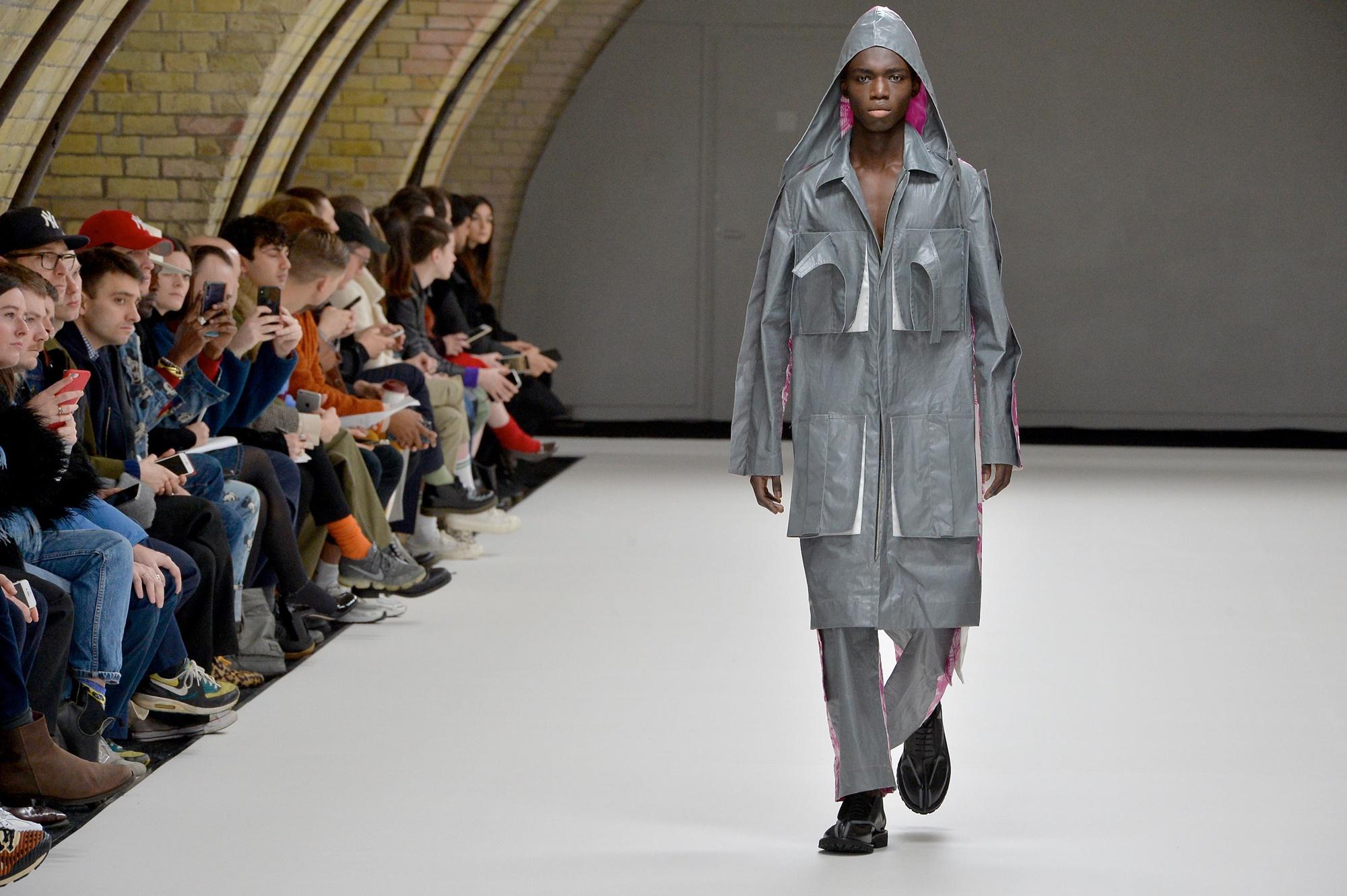 London Fashion Week Men S Autumn Winter 2020 Discerning Gent